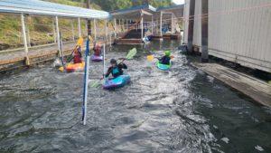 Creating The Youth Kayak Team
