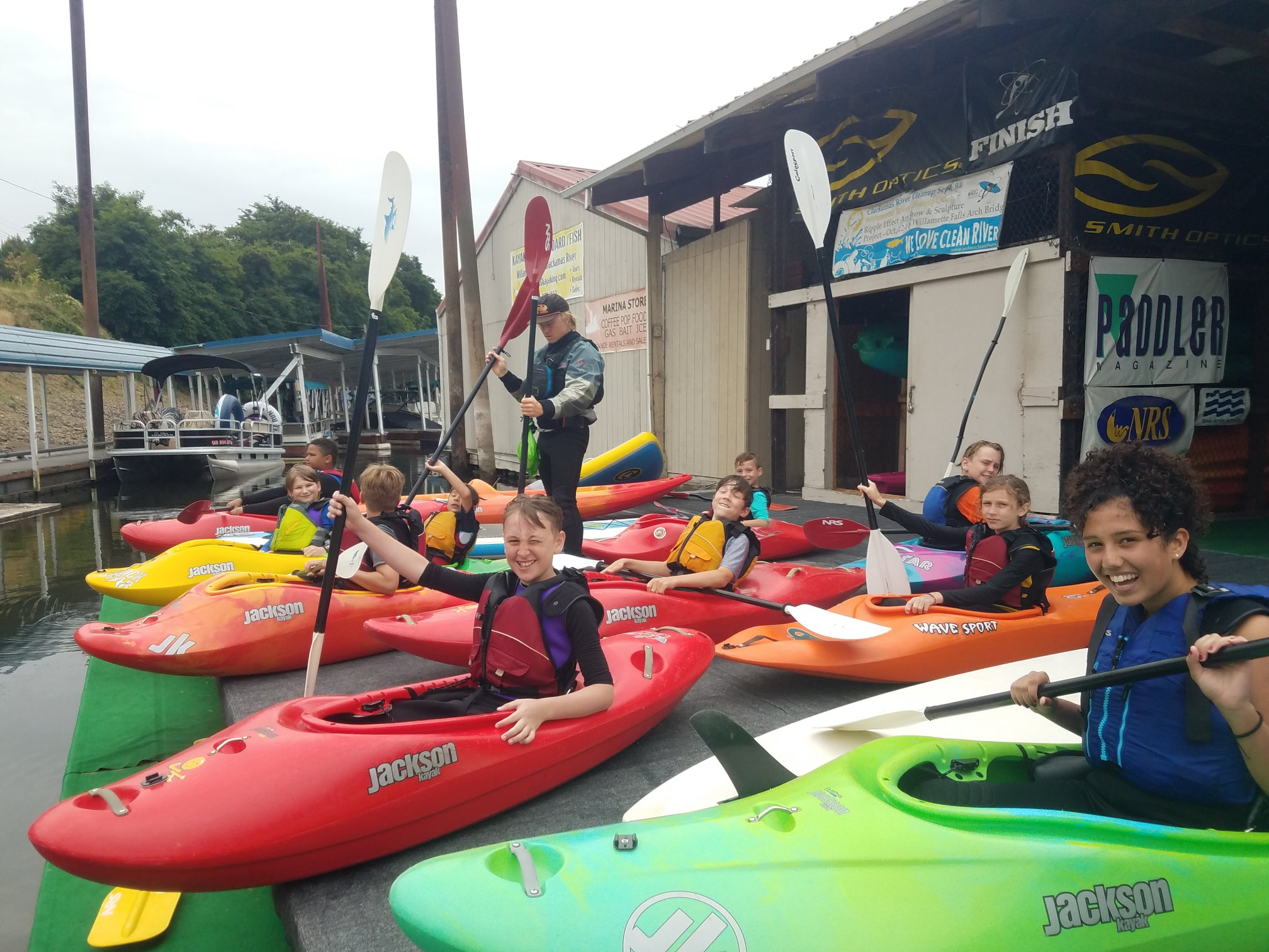 Read more about the article Adventure Camp